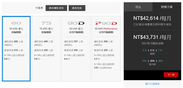 電動車Tesla(特斯拉)台灣官網正式上線,可線上購車與預約試乘 2016-06-30_004328