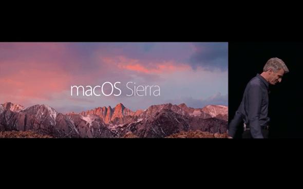 OS X再會,macOS Sierra 迎接新局,加入 Apple Pay、Siri,九月開放免費更新 2016wwdc-63