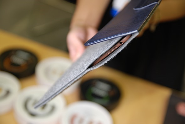 輕盈、獨一無二的專屬質感,alto 推出全新系列 iPad 皮套,還可當立架使用 DSC_0168