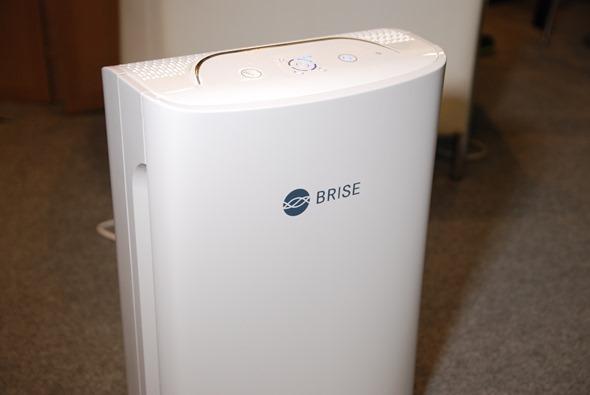 跳脫傳統家電思維,BRISE 空氣清淨機結合 IoT 技術打造智慧家電新典範 DSC_0253