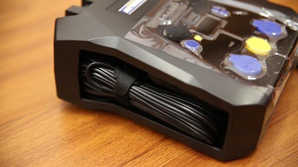 開箱/汽機車、玩具通用 米其林數位自動高速打氣機(12266),輕便好攜帶 IMG_3345