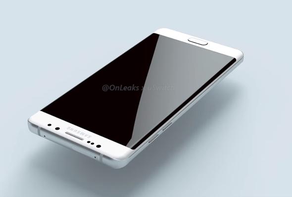 Samsung Galaxy Note 6/7 電腦繪圖照來了,看似 Note 5 和 Galaxy S7 Edge 合體 image-3