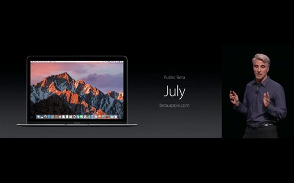 OS X再會,macOS Sierra 迎接新局,加入 Apple Pay、Siri,九月開放免費更新 image-32