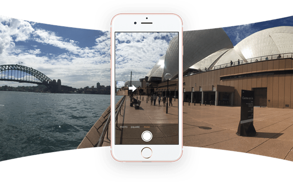 拍照不錯過任何角落,Facebook360度全景照片功能完全解說 step-1-image