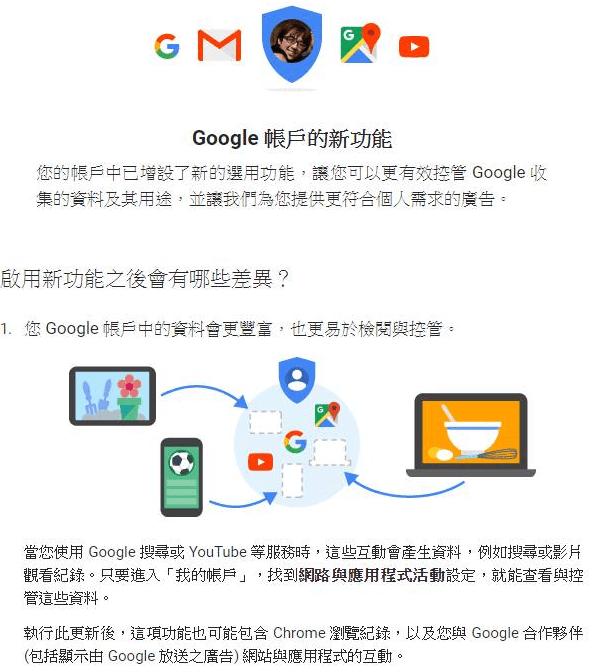有關你的網路隱私,Google將收集Chrome瀏覽紀錄,分析使用者興趣並推播相關廣告 13672211_10153588257036044_212011396_n