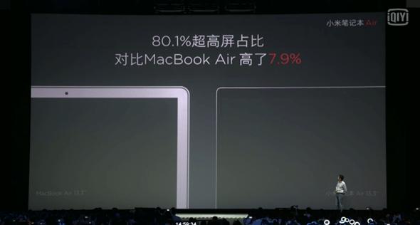 最期待的小米筆記本Air終於發表,比輕還要更輕薄,售價4999人民幣 58