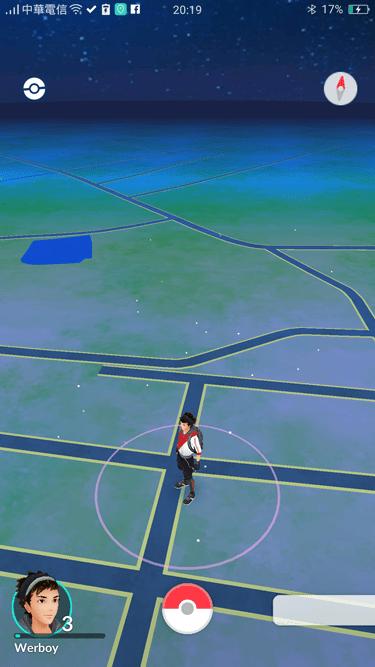 哭哭了,Pokemon GO 短暫見面後宣布鎖區,下次見 Screenshot_2016-07-06-20-19-17-80