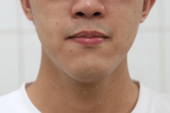 開箱:荷蘭原裝 PHILIPS 三刀頭乾濕兩用電鬍刀(S5600) image-17