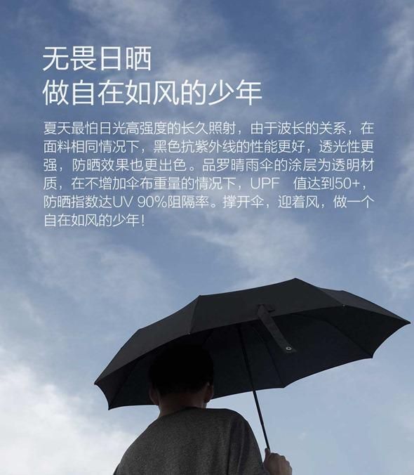 小米晴雨傘 (4)