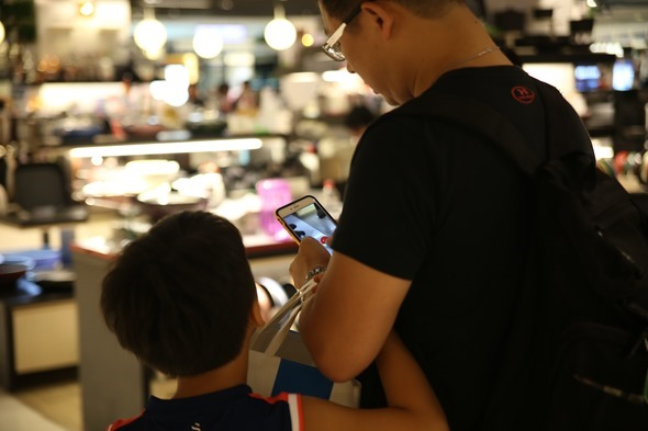 鏡頭直擊/捕捉台南各處 Pokemon GO 「街頭訓練師」 IMG_3817