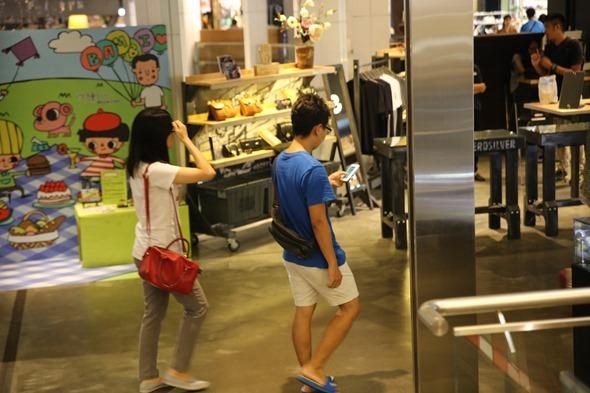 鏡頭直擊/捕捉台南各處 Pokemon GO 「街頭訓練師」 IMG_3839