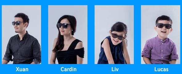 開箱/網友瘋搶 XLTt 濾藍光時尚機能墨鏡(Xuan款),輕盈百搭、室內外適用 1