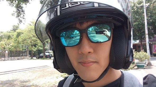 開箱/網友瘋搶 XLTt 濾藍光時尚機能墨鏡(Xuan款),輕盈百搭、室內外適用 20160830_125201