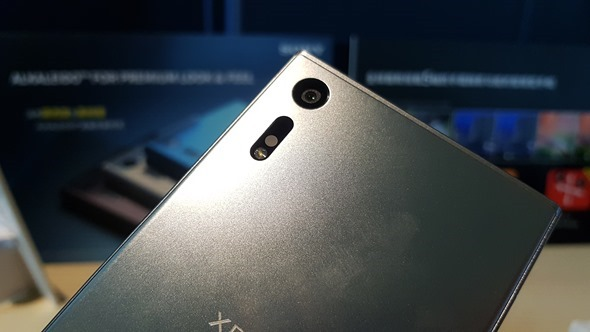 IFA 2016/Sony 的質感都找回來了!全新旗艦 Xperia XZ、Xperia X Compact 20160901_201224