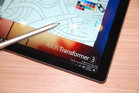 平板當筆電也很OK!ASUS Transformer 3 Pro、Transformer 3 二合一平板筆電 DSC_0027