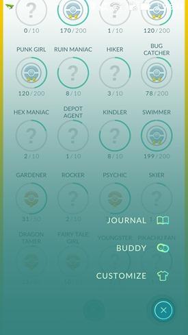 寶可夢 Puddy Pokemon 寵物夥伴功能正式開放,教你如何設定 Screenshot_20160911-084825