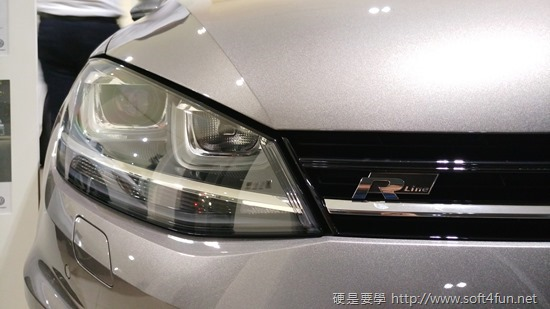 更值得入手的福斯Volkswagen Golf MK7 280 R-Line 03