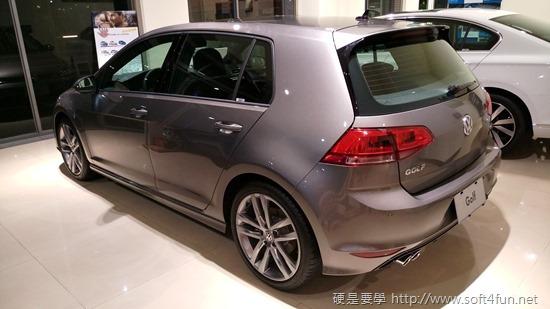 更值得入手的福斯Volkswagen Golf MK7 280 R-Line 22