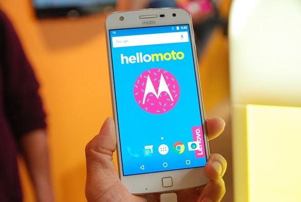 hello moto 回來了!Moto Z/Moto Z Play 雙旗艦上市,一秒變身科技酷玩 DSC_0016