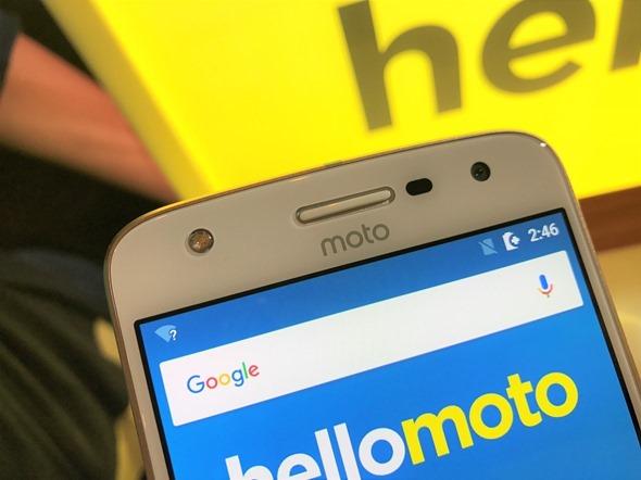 hello moto 回來了!Moto Z/Moto Z Play 雙旗艦上市,一秒變身科技酷玩 IMG_1468