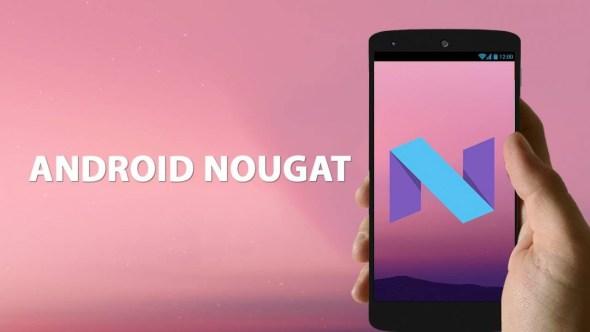 傳言HTC 10即將升級Anroid 7.0,截圖畫面曝光 android-7-0-nougat-590x332
