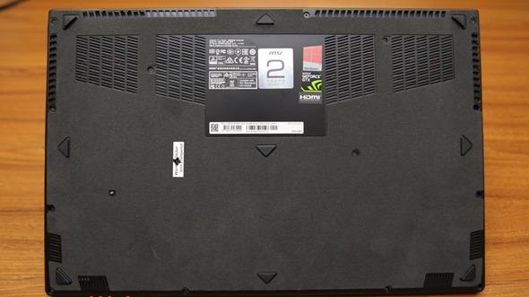 評測/MSI GS63VR 隱形戰機,輕薄到難以置信的VR Ready電競筆電 image006