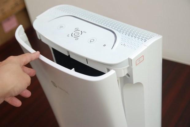 對抗過敏最聰明的 BRISE C200 空氣清淨機 (黃瑽寧醫師介紹) DSC_0051