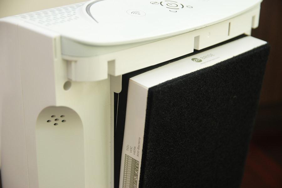 [清淨機這樣用] 空氣清淨機濾網多久更換一次? DSC_0053