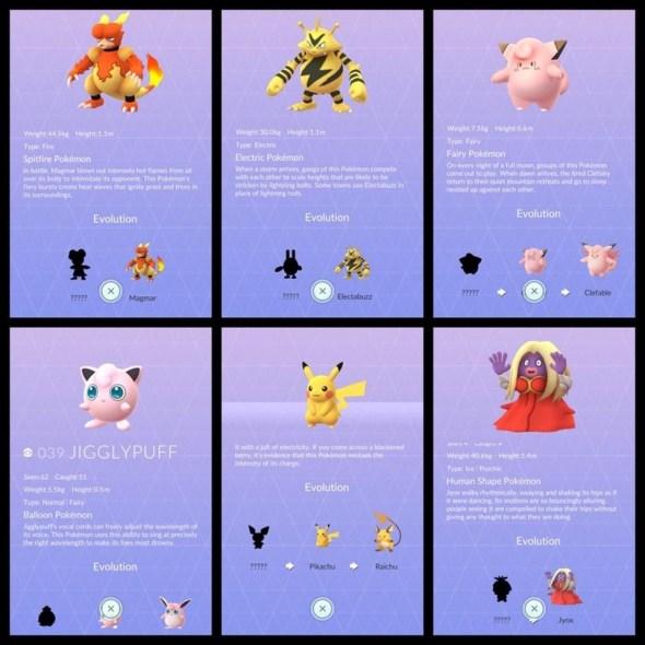 Pokemon Go 幼兒寶可夢孵蛋距離出爐,2、5、10公里都可孵出 babies-590x590