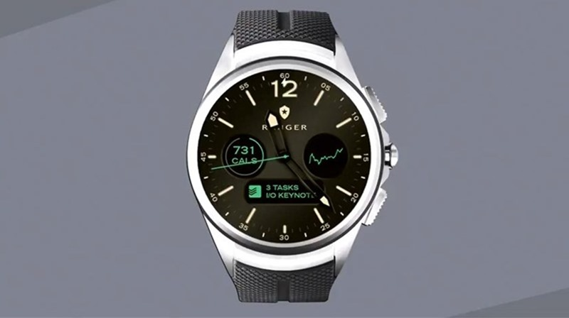 Android Wear 2.0-2