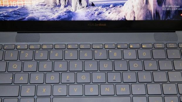 極度輕薄!ASUS ZenBook 3 UX390UA(皇家藍)開箱評測 IMG_5724