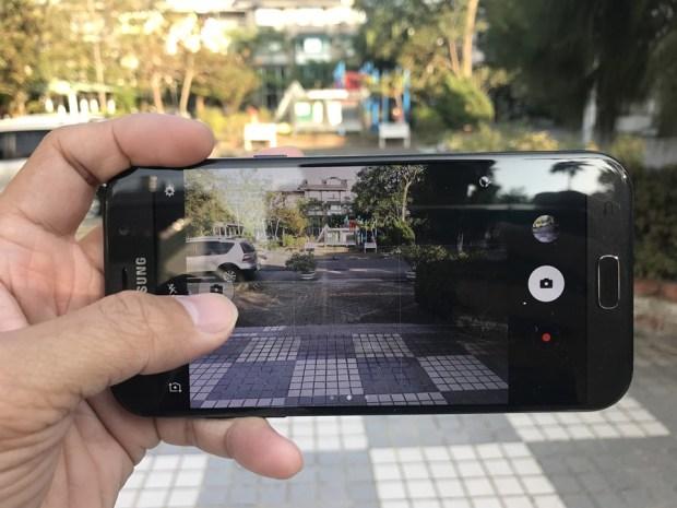 Samsung Galaxy A7(2017) 開箱評測,支援IP68防水、雙1600萬畫素鏡頭與超強電池續航力 IMG_6894