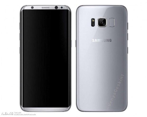 三星旗艦 Galaxy S8 規格流出,取消實體 HOME 鍵,保留 3.5mm 耳機孔 galaxy-s8