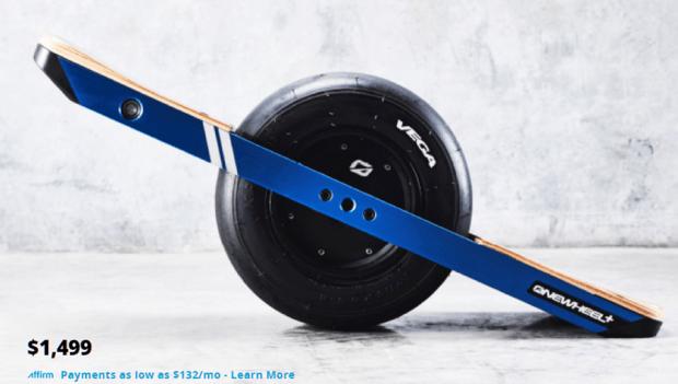 CES 2017報導:全新 OneWheel+ 電動滑板,輕鬆上手、騎得拉風 onewheel-plus