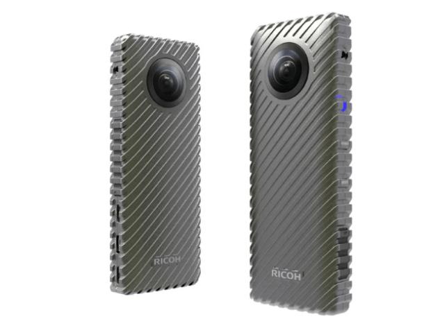 CES 2017報導:Ricoh推出Ricoh R開發者套件,可360度全景直播24小時 ricoh-r-360-degree-camera