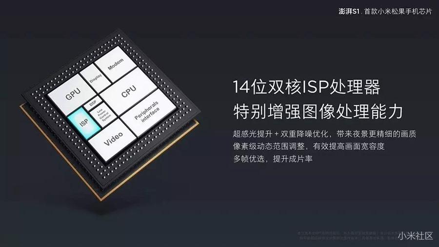 """硬是要""""自幹""""!小米推出自主研發「澎湃S1」手機處理器與「小米5c」 9205ed6ca0801640555494c7269916da"""