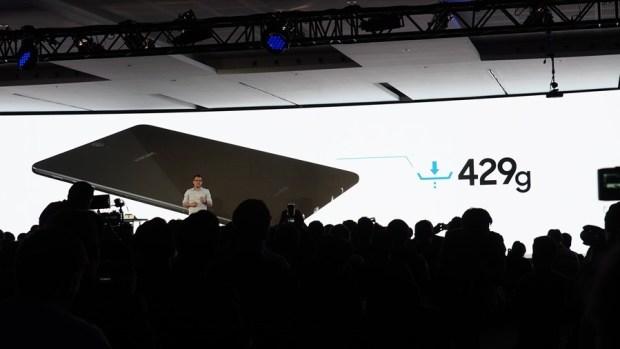三星發表 Galaxy Tab S3 及 Galaxy Book 2合1平板電腦,S Pen 更好用 P2270521