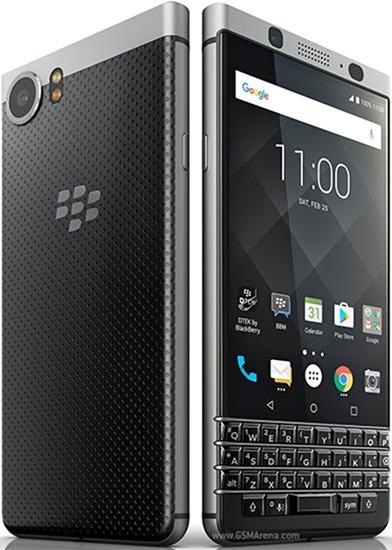 還是實體鍵盤好用!具有實體鍵盤的 BlackBerry KeyOne 在 MWC 率先發表 blackberry-keyone-mercury-3
