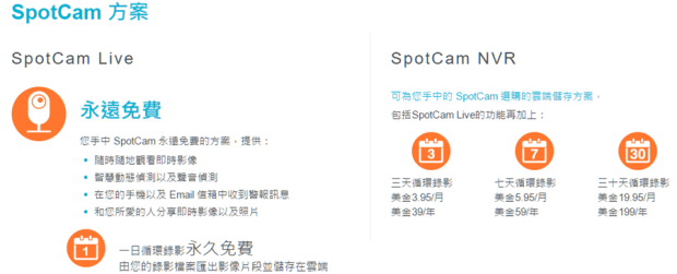 SpotCam Sense開箱評測,Full HD超高畫質、具備溫溼度、亮度感應器的雲端攝影機 image-32