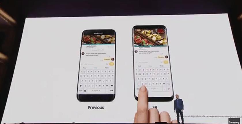 打造全新互動模式,三星 Galaxy S8/S8+ 終於發表! 014-3