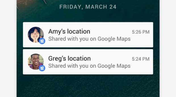 Google地圖推出即時位置共享功能,方便與好友、家人分享位置 029
