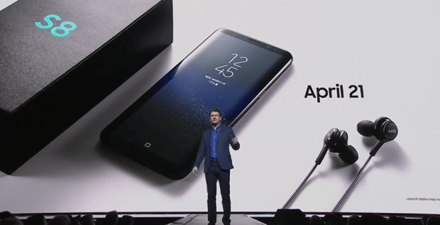 打造全新互動模式,三星 Galaxy S8/S8+ 終於發表! 065