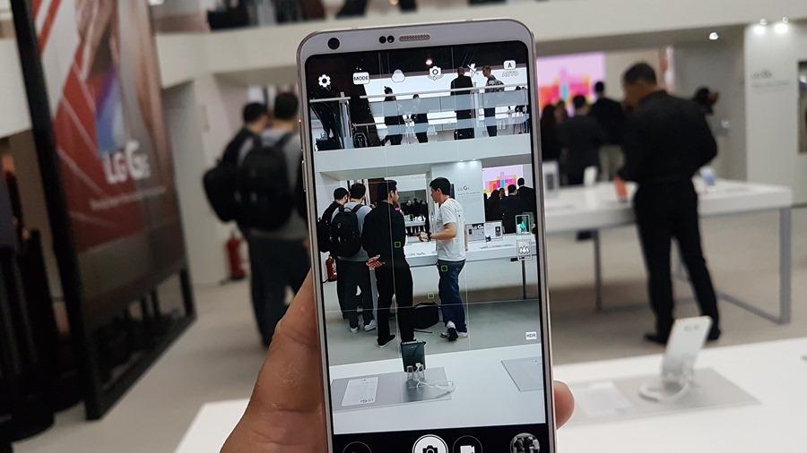 LG G6 現場帶你看,但看了以後好消火 20170228_105742