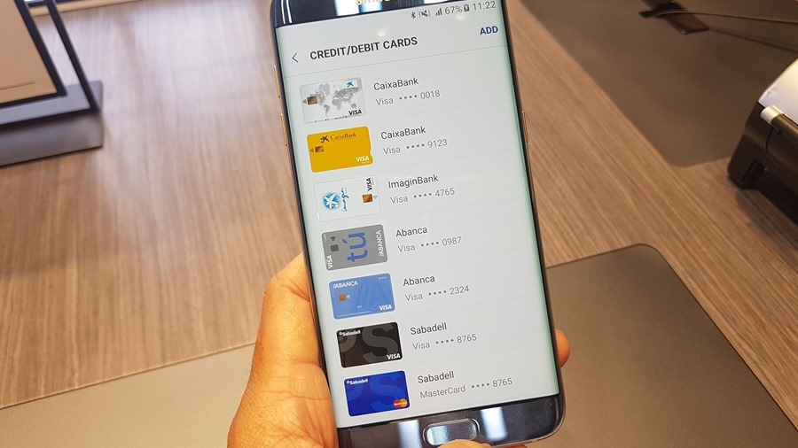 Samsung Pay 動手玩,消費者簡單使用、商家無痛導入的行動支付方式 20170301_112227