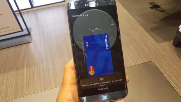 Samsung Pay 動手玩,消費者簡單使用、商家無痛導入的行動支付方式 20170301_112256