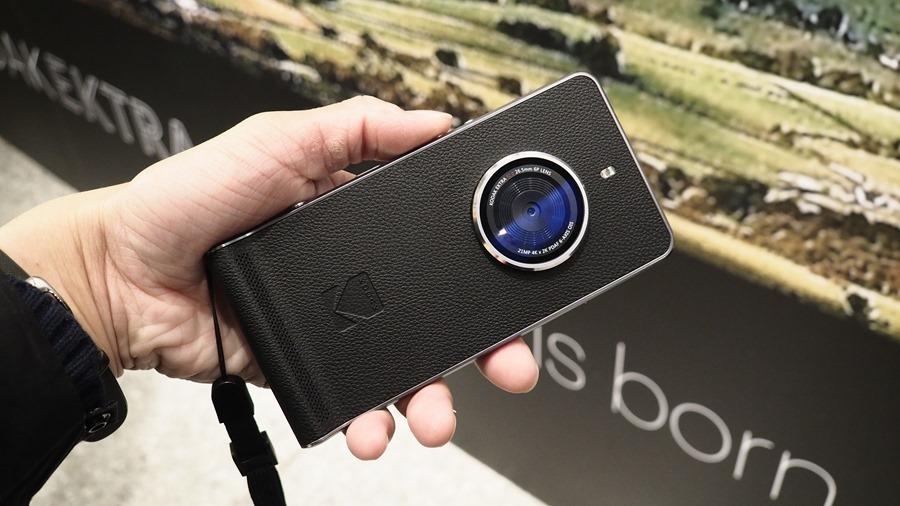 帶著榮耀重返,柯達在台灣正式推出 KODAK EKTRA 復古拍照手機 3090968