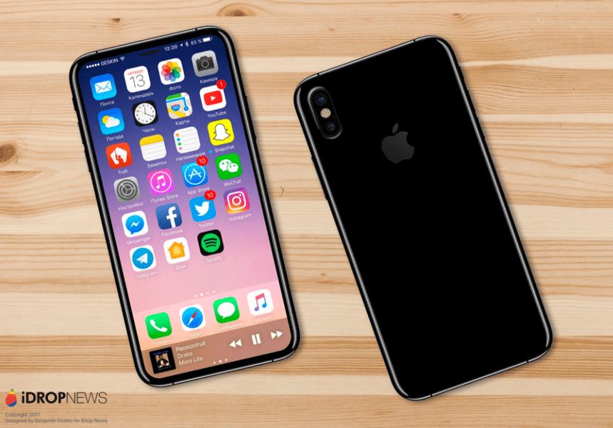 iPhone 8 實機超漂亮!隱藏式 Touch ID、無邊框螢幕、不鏽鋼中框與拉長的電源鍵 006