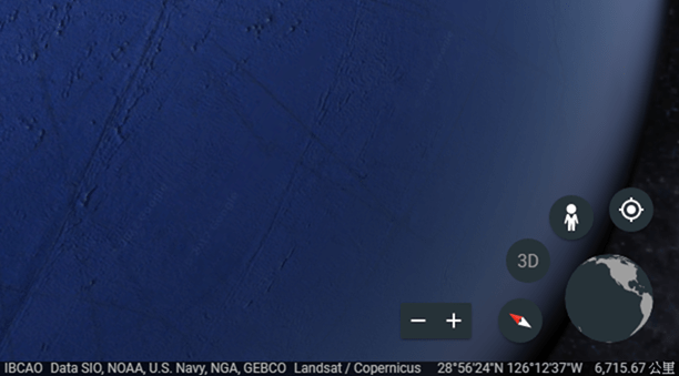 Chrome 限定!新 Google 地球網頁版推出,世界 3D 景象盡收眼底 030