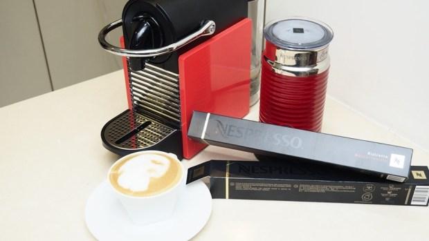 喝就對了! NESPRESSO 咖啡膠囊減少 97% 咖啡因,享受咖啡更放心! 母親節優惠價格殺很大 4061486