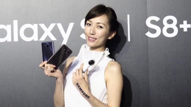 三星 Galaxy S8/S8+ 正式在台灣發表! 售價比想像中便宜 4101846